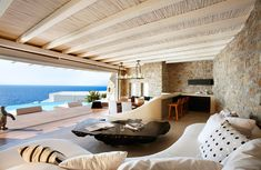 Cavo Tagoo- Great Cosmopolitan Luxury Suite Hotel in Mykonos, Greece | http://www.designrulz.com/design/2014/05/cavo-tagoo-great-cosmopolitan-luxury-suite-hotel-in-mykonos-greece/