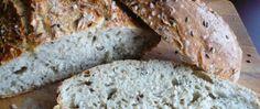 Recept Domácí chléb bez hnětení