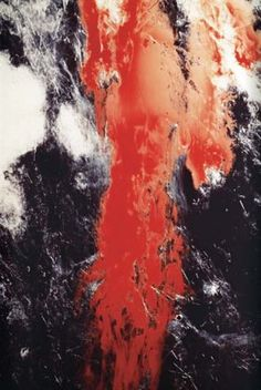 ANDRES SERRANO, Frozen Semen With Blood, 1990 : Lot 145