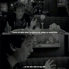 I am Lip Gallagher. Lip Gallagher is me.