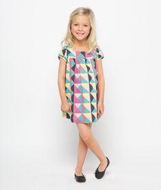 vestido triàngulos