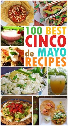 100 Best Cinco de Ma