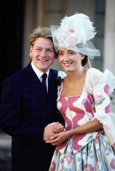 20 Agosto 1989, si sposano a Londra gli attori Kenneth Branagh e Emma Thompson.