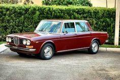 Italian Flagship! 1971 Lancia 2000 Sedan - http://barnfinds.com/italian-flagship-1971-lancia-2000-sedan/