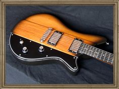 Helliver Guitars: Firefly