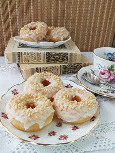 Pavlova, Churros, Sweet Life, Doughnut, Donuts, Cookie Recipes, Snacks, Cookies, Baking