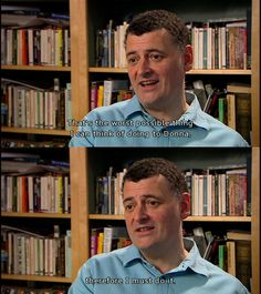 Steven Moffat is the cruelest genius ever. Bastard!! *Cries for Doctor Donna*