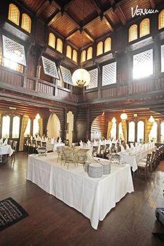 Upea Ravintola Seurasaari toimii loistavana paikkana monenlaiselle juhlalle ja tilaisuudelle!