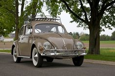 57 VW Bug! want want want!!!
