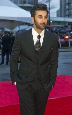 Ranbir Kapoor at Vancouver's inaugural @The Times of India Film Awards #TOIFA, April, 13