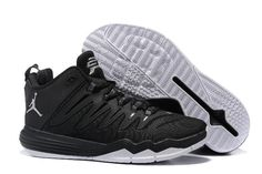 new product 42efb f210d Buy Mens Jordan Basketball Shoes Black Metallic Silver Anthracite from  Reliable Mens Jordan Basketball Shoes Black Metallic Silver Anthracite  suppliers.