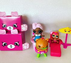 We are loving these awesome McDonald toys definitely the best yet - - - - #shopkins #happyplaces - -#petseries #toyunboxing #pikmipops #limitededition #lolbigsurprise #zelfs #petkins #hatchimals #mylittlepony #hellokitty #kawaii #toycollector #toys #chloe_the_collector #collectables #toycommunity #toylover #shopkins #loldolls #littleoutrageouslittles #happyplaces #shoppiedoll #cutiecars #lolsurprise #glitterlol #lolpets #followforfollow #lolpetseries