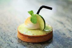 Recette: les tartelettes mojito au citron meringuées