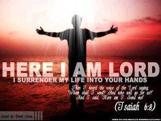 Isaiah 6:8 prayer of Jabez
