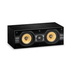 PSB Imagine XC Center channel speaker at Crutchfield Basement Movie Room, Home Cinema Systems, Flat Tv, Media Room Design, Av Receiver, Thing 1, Dolby Atmos, Home Cinemas