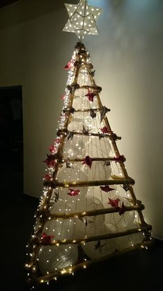 christmas tree bamboo - Google Search