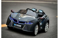 BMW i8 black power wheels