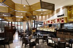 Cafe Baci, Crown Casino, Melbourne / Red design Group....