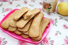 Bananenkekse ohne Zucker und Ei – BLW Ideen und Rezepte – Banana biscuits without sugar and egg – BLW Ideas and recipes – Baby Snacks, Toddler Snacks, Backen Baby, Baby Food Recipes, Snack Recipes, Lunch Boxe, Baby Finger Foods, Baby Puree, Slow Food