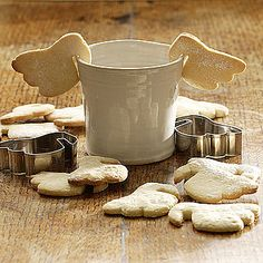 Angel Wings cookie cutters