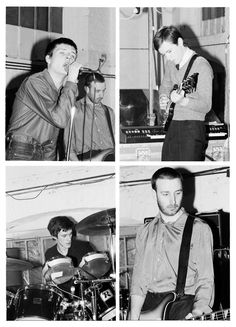 Joy Division live at Plan K, ...