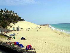 Playa de Morro Jable - Fuerteventura