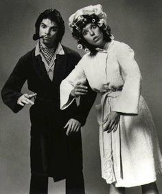 Remember these famous mimes? Robert Shields and Lorene Yarnell, a.k.a. Shields and Yarnell