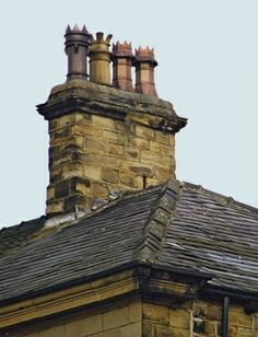 british chimney pots - Google Search
