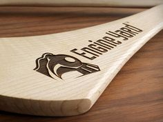 We made a wall hanging using hurling sticks for Engine Yard. Here's the blog post »