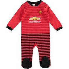 Arsenal FC Bébé Sleepsuit Babygrow Siège officiel Football Kit saison 18//19