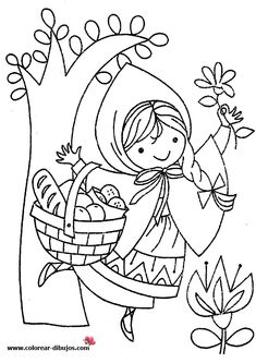 Dibujos de Pulgarcito para colorear y pintar. Imprimir