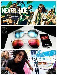c037c9f59db Ray-Ban round fleck sunglasses in tortoise RB2447 Ray Ban Round Sunglasses