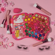 Eyeshadows, Eyeshadow Palette, Glow Palette, Finding Yourself, Make It Yourself, Makeup Products, Sparkles, Make Up, Kitty