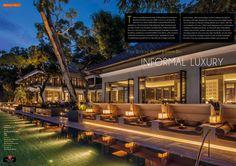 Four Seasons Jimbaran Bay, Bali. Cocotraie Issue 10, Special Bali.