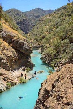 Galyè sherana - Duhok - Amedi - Deraluk - Kurdistan region