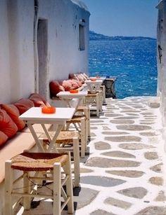 Greece, my dream
