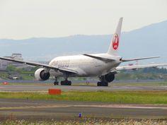 JAL 777-200 JA771J