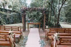 decoração rústica chique cobre casamento no bosque casamento maison saint germain