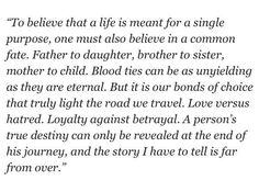 "#Revenge Emily Thorne opening quote ""Destiny"""