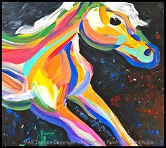 GIDDY UP at Saratoga Paint and Sip Studio