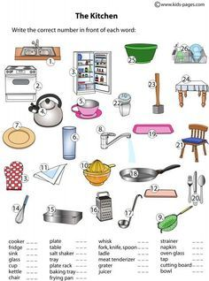 FREE. Lots of worksheets for common objects/ categories (colors, shapes, kitchen, bathroom). Great for practicing life skills. Several different worksheets available for FREE download. Go to: http://www.kids-pages.com/folders/worksheets/Home/page8.htm