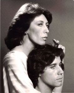 Lily Tomlin and John Travolta in 'Moment by Moment', 1978.