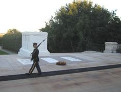 tomb of unknown soldier.