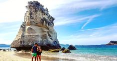 🌊...#nuovazelanda #newzeland #nz #cathedralcove #coromandel #traveltheworld #travelphotography #seaside #nature #waves  #meandyou #travelling #discovery #goodvibes #wonderlust #visit Honeymoon Destinations All Inclusive, Seaside, Discovery, Travelling, Travel Photography, Waves, World, Nature, Outdoor