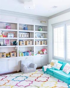 Cool Kids Playroom Design Ideas With Genius Storage To Try Asap 31 – Game Room İdeas 2020