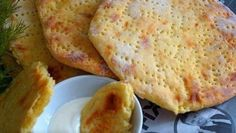Sněhové tyčinky – RECETIMA Pizza, Bread, Cheese, Chicken, Ethnic Recipes, Food, Breads, Baking, Meals