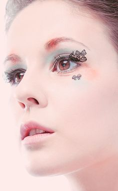 Bow lashes, I think I would get distracted by these but would love to try them