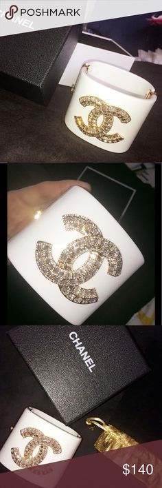 Chanel bracelet SAME DAY SHIPPING, COME WHIT BOX AND DUST BAG, PRICE IS FIRM, please don't ask the obvious , this is a great quality Jewelry Bracelets
