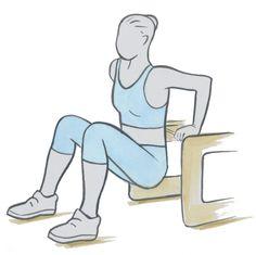 Envie de se muscler les bras à la maison avec des exercices adaptés à chaque niveau ? Voici 5 exercices efficaces pour raffermir les bras.