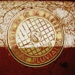 Leanne Buskermolen - Manhole Cover  Laguna